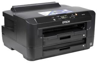 Принтер струйный Epson WorkForce WF-7110DTW