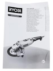 Углошлифовальная машина Ryobi EAG2000RS