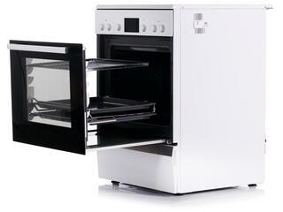 Электрическая плита BOSCH HCA 744620R белый
