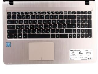 """15.6"""" Ноутбук ASUS VivoBook X540SA-XX010D черный"""