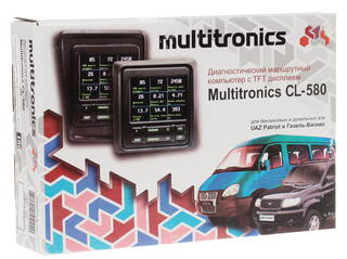 Маршрутный компьютер Multitronics CL-580
