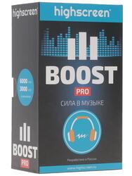 """5"""" Смартфон Highscreen Boost III PRO 32 ГБ серый"""