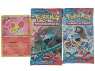 Дополнение для игры Pokemon XY: Блистер