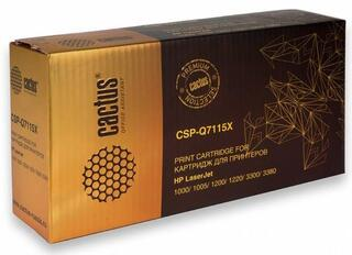 Картридж лазерный Cactus CSP-C7115X PREMIUM