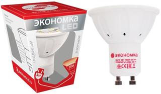 Лампа светодиодная Экономка LED 3W GU10 C30