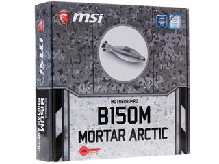 Материнская плата MSI B150M MORTAR ARCTIC