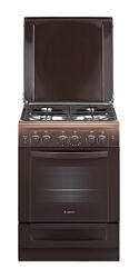 Газовая плита GEFEST 6100-02 0001 коричневый