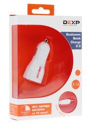 Автомобильное зарядное устройство DEXP MyCar 15W XL