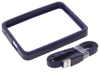 Чехол для внешнего HDD WD Grip Pack синий
