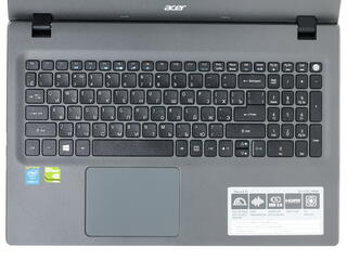 "15.6"" Ноутбук Acer Aspire E5-573G-39NW черный"