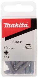 Набор бит Makita Pozidriv P-06111