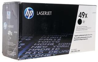 Картридж лазерный HP 49X (Q5949X)