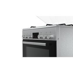 Газовая плита BOSCH HGD645150R серебристый