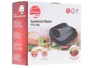Сэндвичница SUPRA TTS-300 черный
