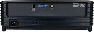 Проектор Optoma S321 DLP черный