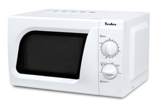 Микроволновая печь Tesler MM-1713 белый