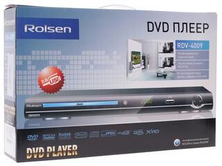 Видеоплеер DVD Rolsen RDV-4009