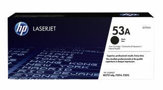 Картридж лазерный HP 53A (Q7553A)
