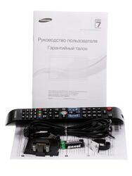 "60"" (152 см)  LED-телевизор Samsung UE60JS7200 серебристый"