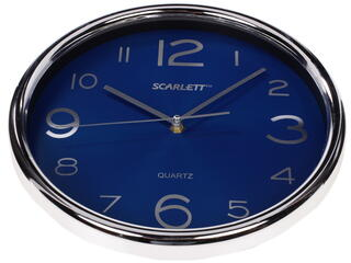 Часы настенные Scarlett SC - WC1012O