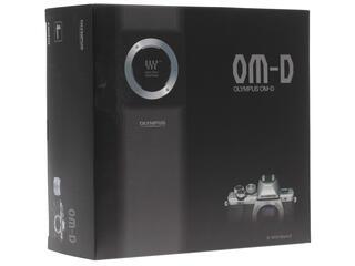 Камера со сменной оптикой Olympus OM-D E-M10 MarkII kit 14-42mm IIR Black