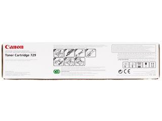 Картридж лазерный Canon 729BK