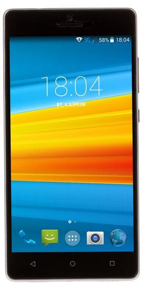 "5"" Смартфон DEXP Ixion M450 Neon 8 ГБ серый"