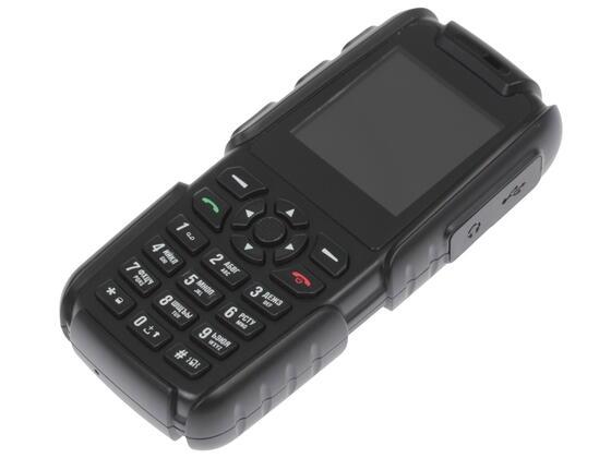 Сотовый телефон DEXP Larus X4 черный