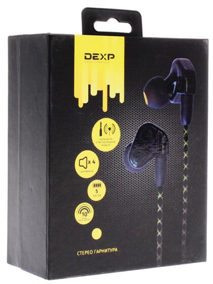 Стереогарнитура DEXP S390