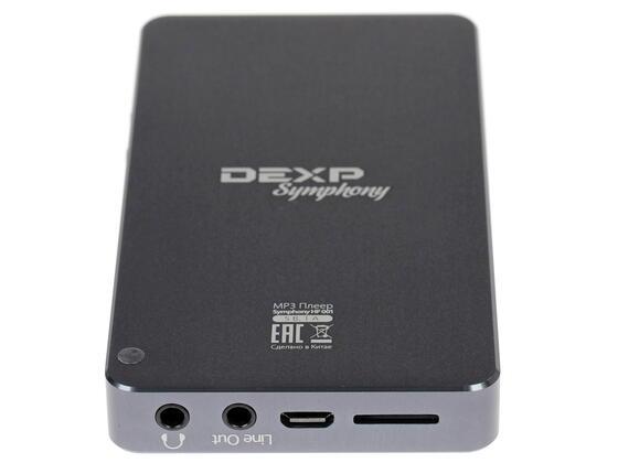 Hi-Fi плеер DEXP Symphony HF 001 серый