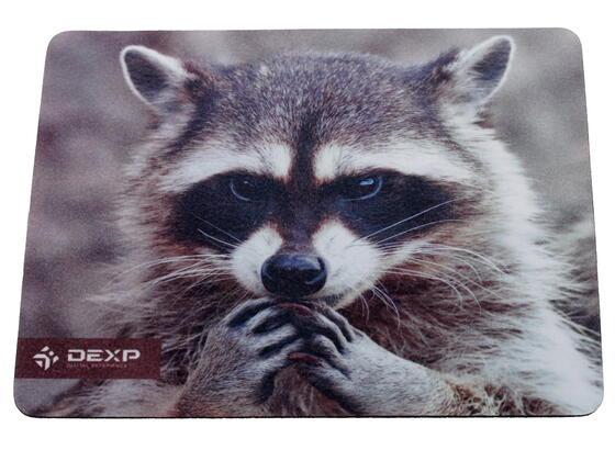 """Коврик DEXP OM-XS """"Racoon"""""""