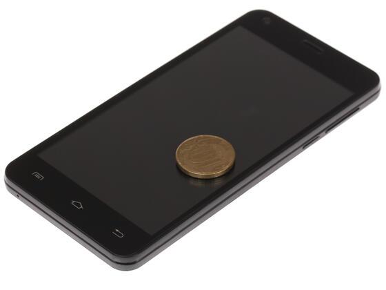 "5"" Смартфон DEXP Ixion E350 Soul 3 4 ГБ черный"