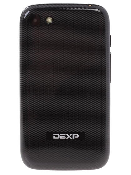 """3.5"""" Смартфон DEXP Ixion ES135 Hit 4 ГБ черный"""