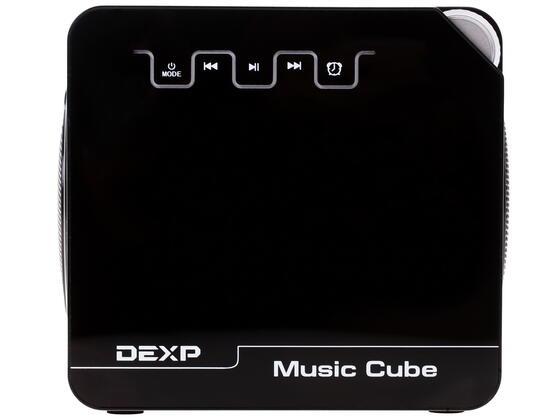 Портативная аудиосистема DEXP Music Cube