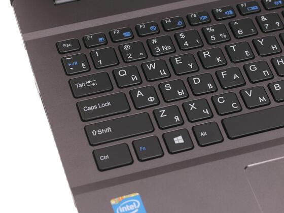 """15.6"""" Ноутбук DEXP Aquilon O182 серый"""