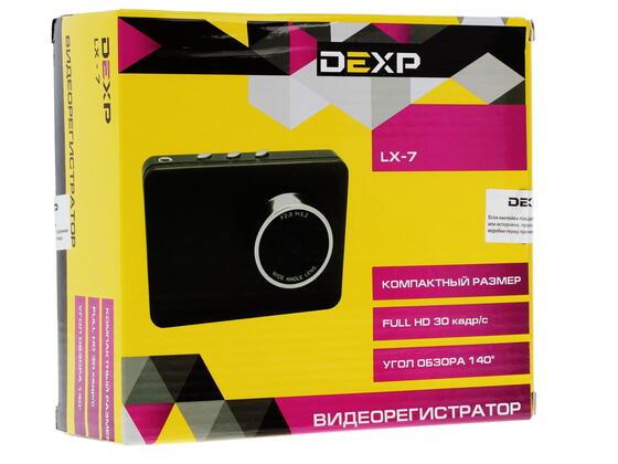 Видеорегистратор DEXP LX-7