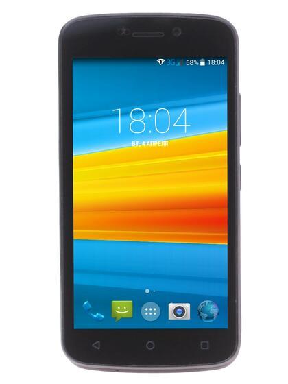 "4.5"" Смартфон DEXP Ixion E145 Evo SE 4 ГБ черный"