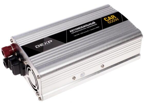 Инвертор DEXP CAR 600W