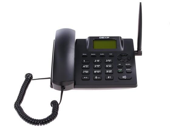 Стационарный GSM телефон DEXP Larus X2 rev.2