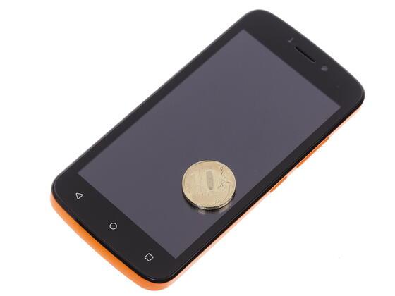 "4.5"" Смартфон DEXP Ixion E145 Evo SE 4 ГБ оранжевый"