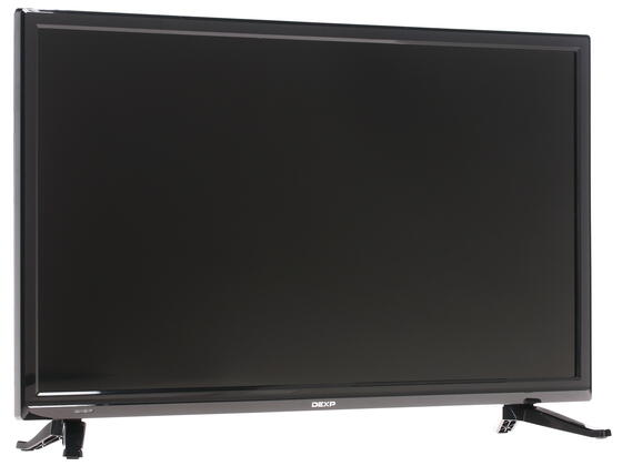"24"" (60 см)  LED-телевизор DEXP F24B3100M черный"