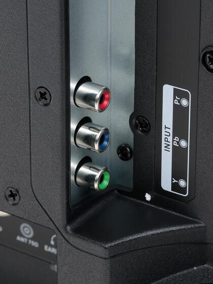 "24"" (60 см)  LED-телевизор DEXP H24C3000E черный"