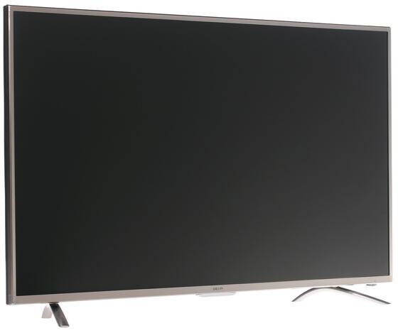"40"" (101 см)  LED-телевизор DEXP U40B9000H серебристый"