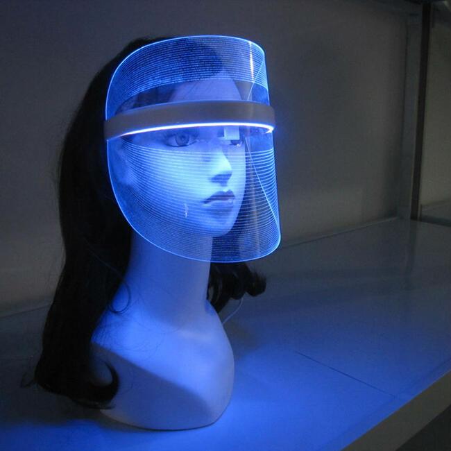 Светодиодная led маска отзывы