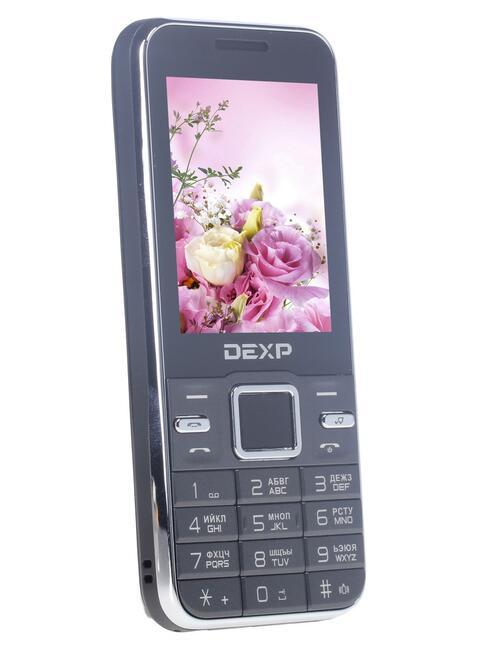 Сотовый телефон DEXP Ixion X245 Rock Mini Grey