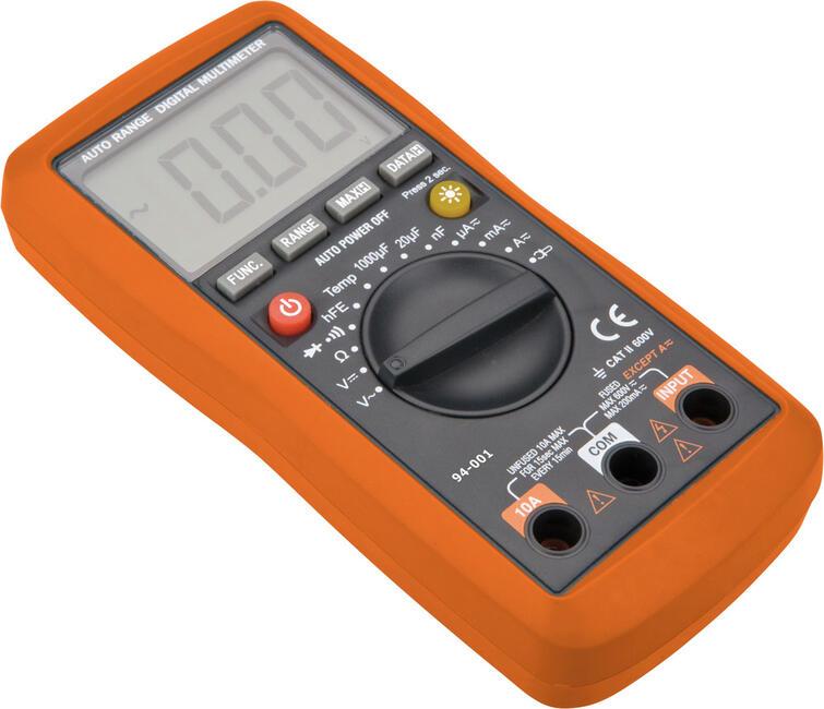 мультиметр Neo 94-001 инструкция - фото 2
