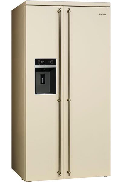 купить бежевый холодильник