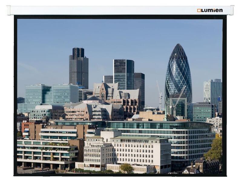 Экран Lumien Master Picture LMP-100131 115x180cm Matte White Fiber Glass