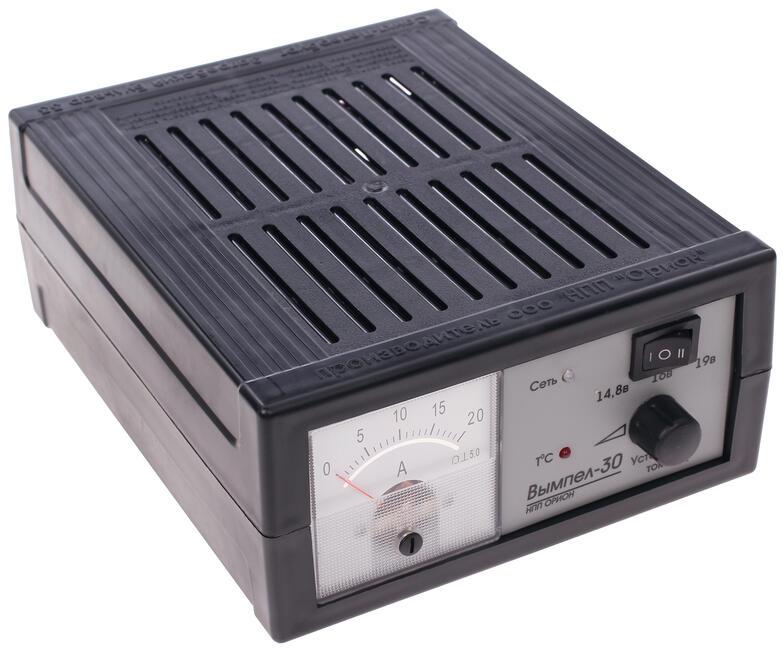 вымпел 30 зарядное устройство инструкция - фото 9