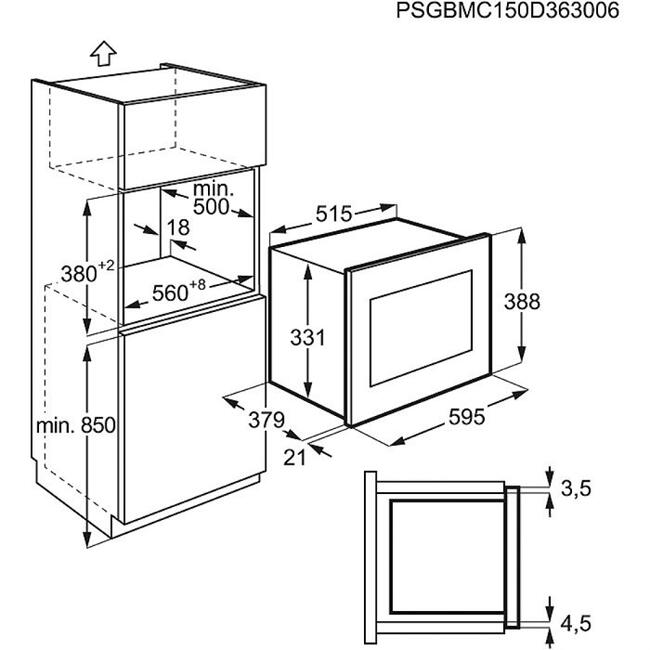 Electrolux Emt 25207 Ox Инструкция - фото 7